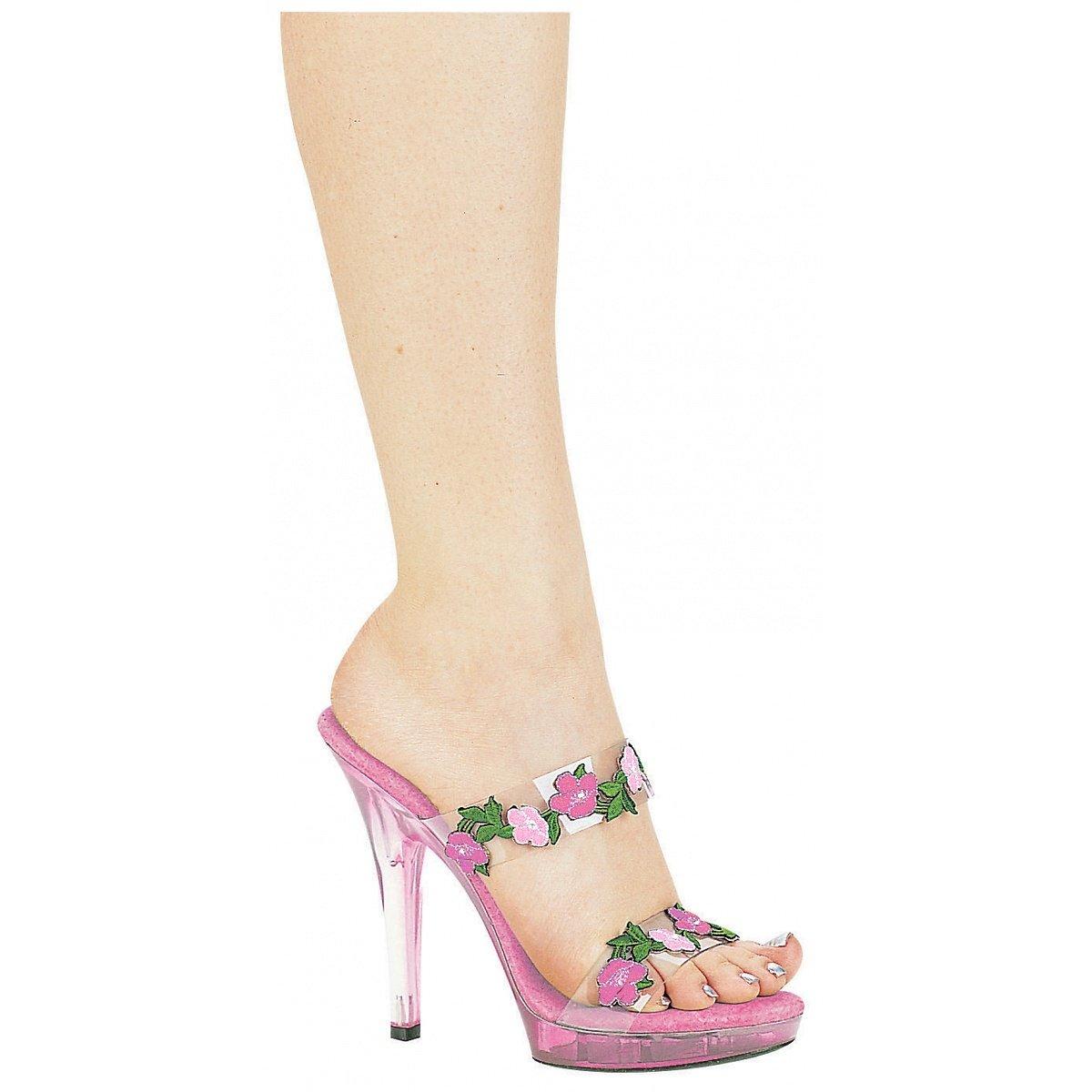 Amazon ellie shoes 5 heel flower sandal heeled sandals mightylinksfo