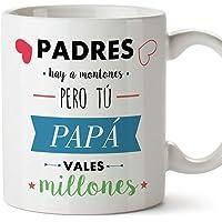 MUGFFINS Taza Papá - Padres hay a montones