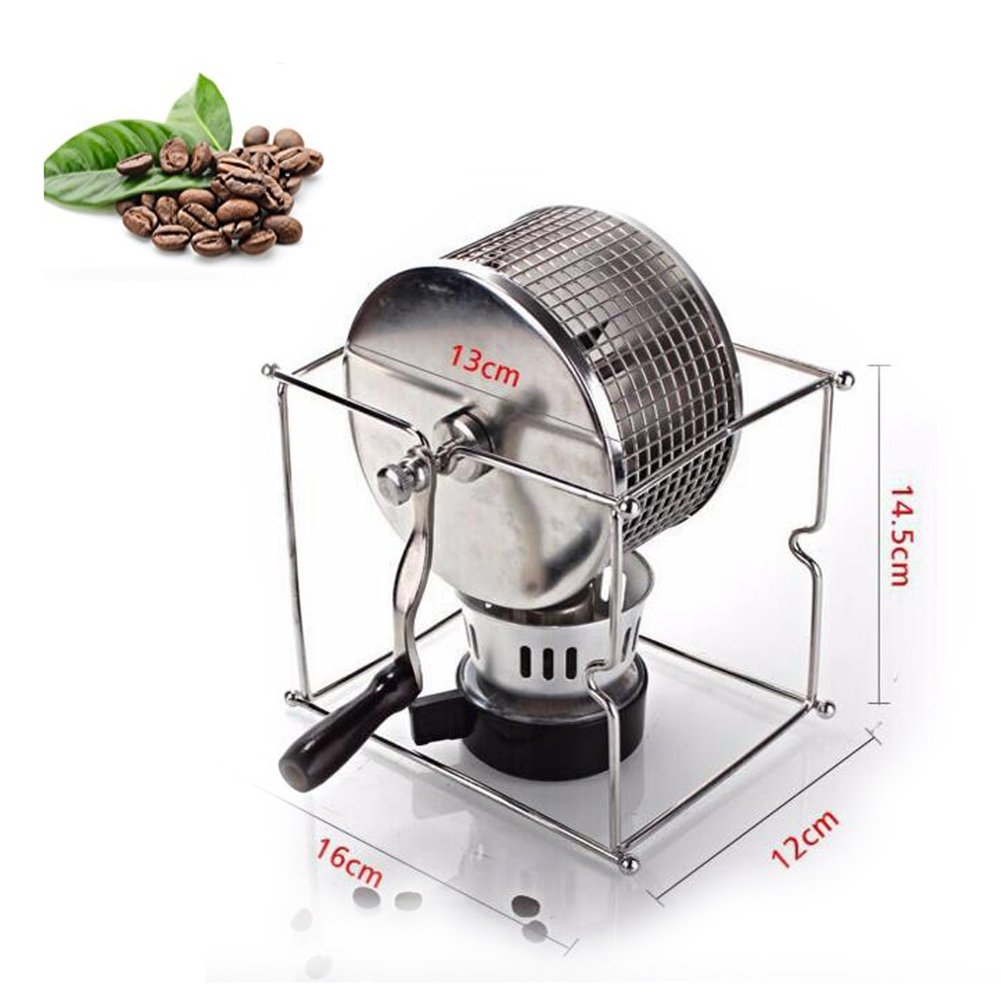 Handy Coffee Bean Roaster Set for Home