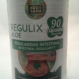 Regulix Aloe -Aquisana | Ayuda a favorecer una buena ...