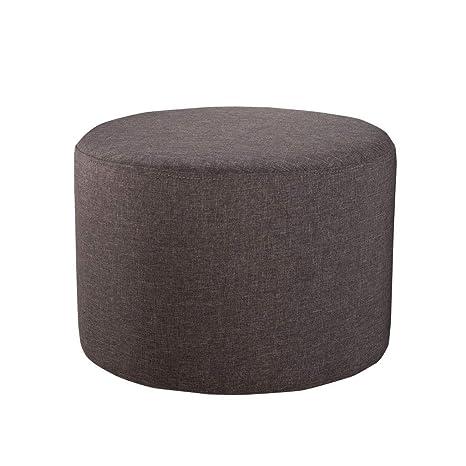 Tremendous Amazon Com Jjxzm Foot Stool Round Ottoman Footstools Chair Short Links Chair Design For Home Short Linksinfo
