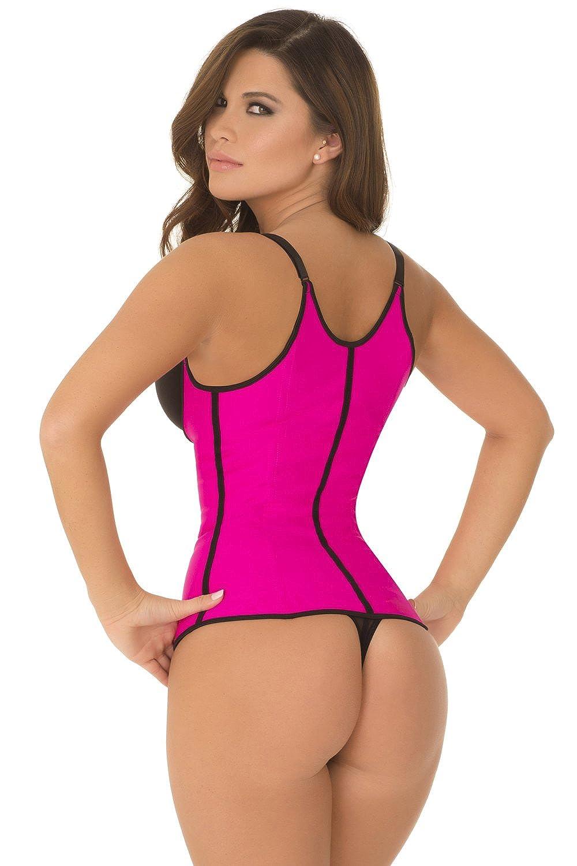 902882a1907 Rene Rofe Women s Adjustable Strap Waist Cincher at Amazon Women s Clothing  store