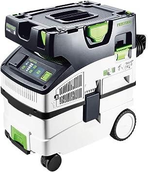 Festool CTL Midi CLEANTEC-Aspirador 574832, Negro y verde, Size: Amazon.es: Bricolaje y herramientas