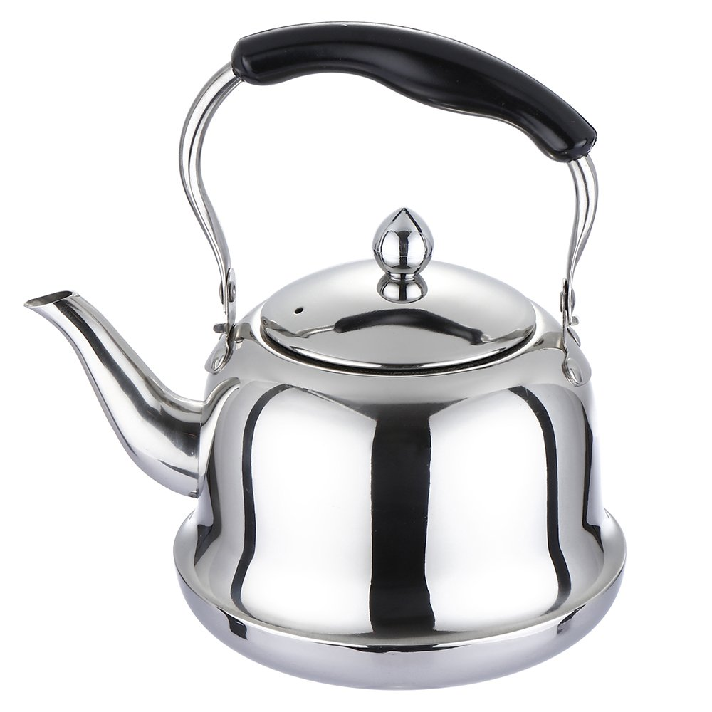 Chanmol 32Ounce Stainless Steel Tea Kettle with Infuser Filter