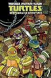 img - for Teenage Mutant Ninja Turtles: New Animated Adventures Omnibus Volume 1 book / textbook / text book