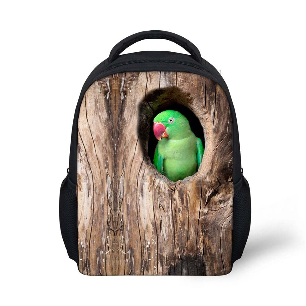 Advocator - Mochila infantil, Color-1 (Naranja) - Advocator packable backpack