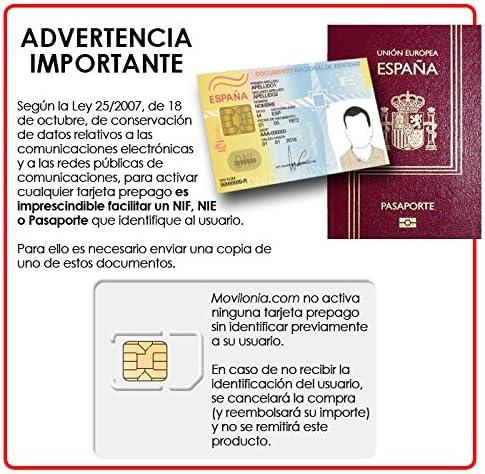 Tarjeta SIM prepago Orange Mundo 4G con 5€ + 5€ de saldo (10€ en ...