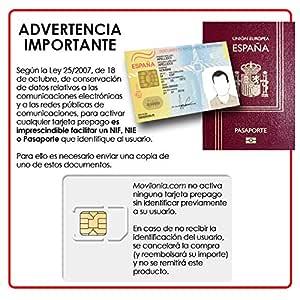 Tarjeta SIM de Lebara Móvil 5€ + 5€ de saldo (10€ en total)   Solo ...