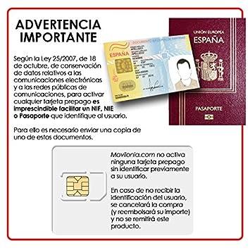 Tarjeta SIM de Lebara Móvil 5€ + 5€ de saldo (10€ en total) | Solo ...