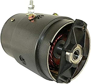 DB Electrical LPL0003 Hydraulic Pump Motor for Applied Energy Various Models 1977-87 /Fenner Various All Years /MTE Hydraulics Various All Years /W-8990 /46-2014, MDY6116 /224912 /MI-0199-00
