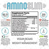 AMINO SLIM - Slimming BCAA Weight Loss Drink For