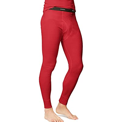 Hanes Men's X-Temp™ Thermal Pant 3X-4X (4XL, Red)
