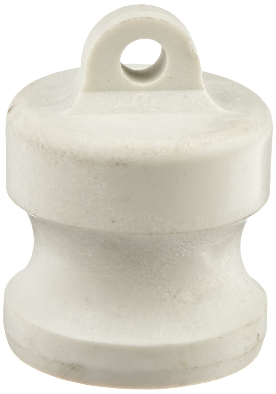 PT Coupling Basic Standard Series 10W Poly Food Grade, 1Inch Poly Food Grade Dust Plug Adpater Item# 2771210