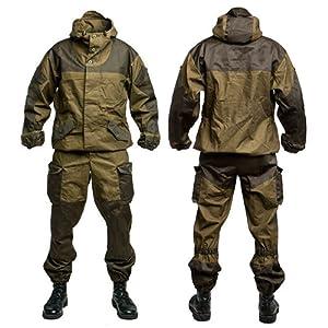 GORKA-3 BARS Véritable BDU militaire de l'armée spéciale Camo Uniforme Costume de chasse russe