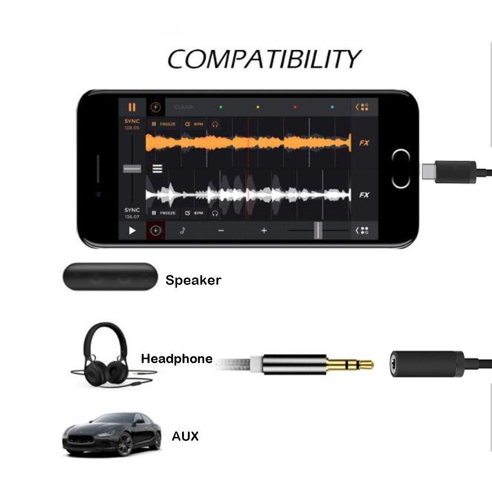 Efanr Headphone Earphone Convertor Motorola Image 1
