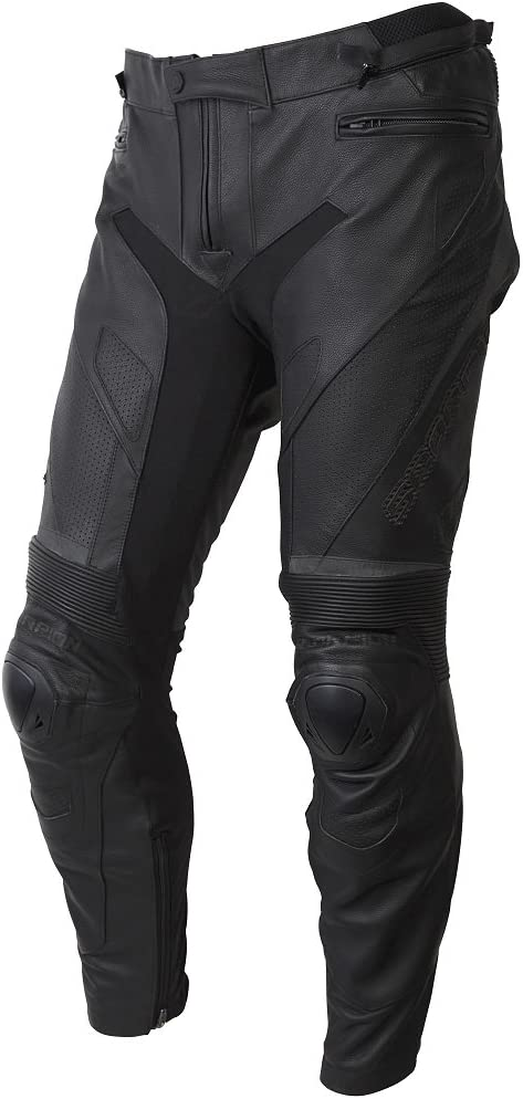 ScorpionExo Ravin Mens Leather Motorcycle Pants Black, XX-Large