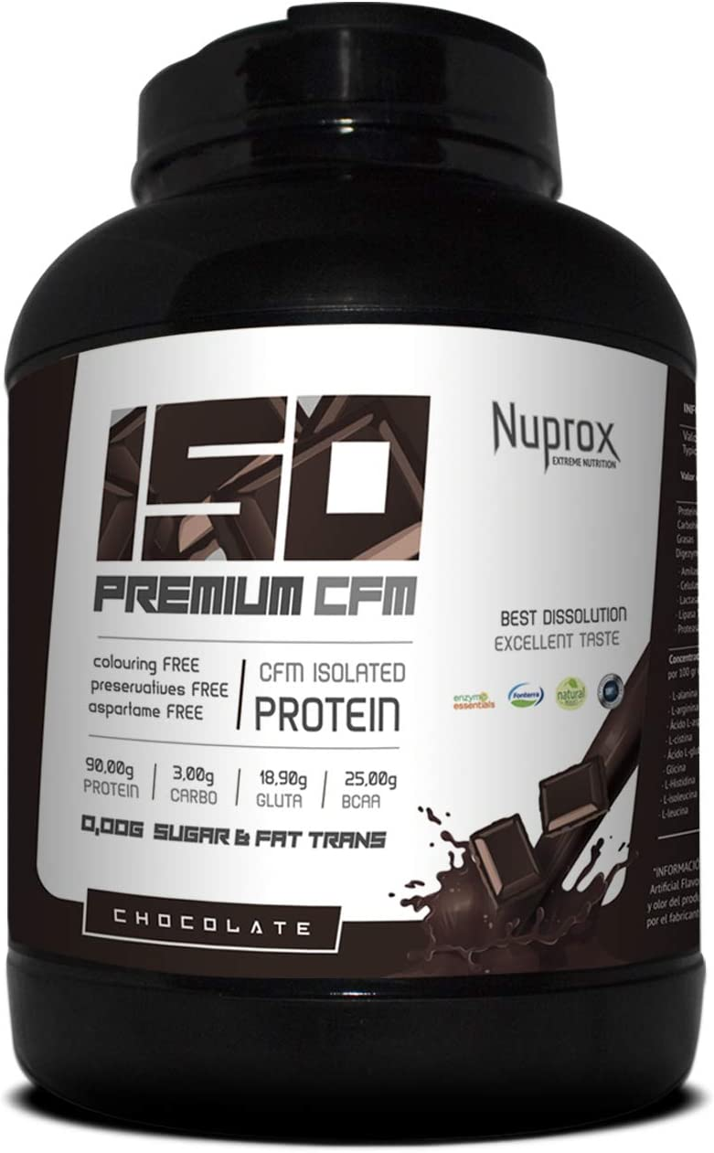 ISO PREMIUM (Chocolate, 1 kg.)