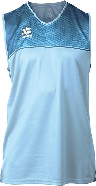 Luanvi 08483_00664 Camiseta Deportiva, Hombre: Amazon.es: Ropa y accesorios