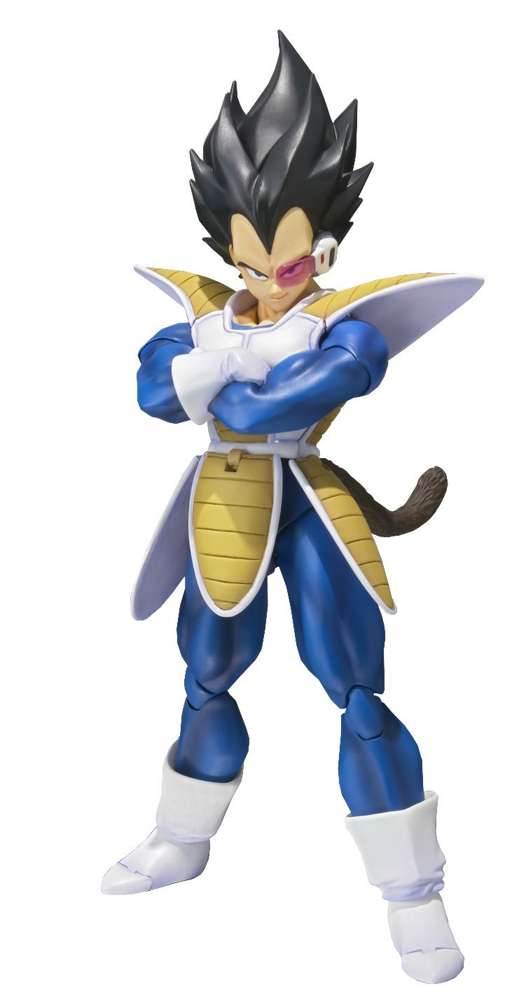 Bandai Tamashii Nations Normal Version Vegeta