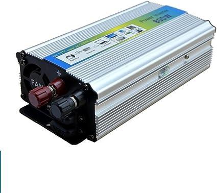 grande variété de modèles artisanat exquis réel classé Convertisseur Power Inverter 800W DC 24V à AC 220V ...