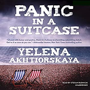 Panic in a Suitcase Audiobook