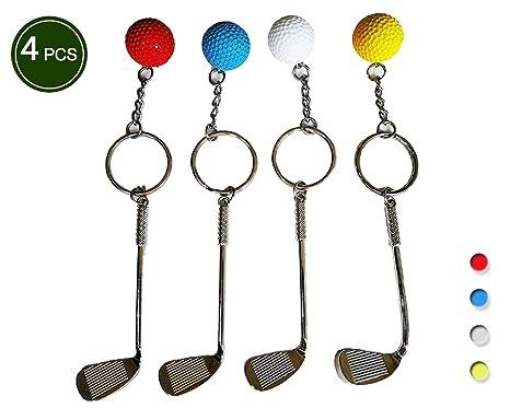 Amazon.com: Palos de golf y pelota de Golf Modelo Llavero ...