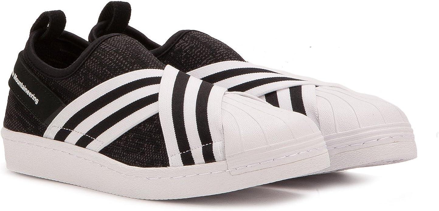 adidas slip on white mountaineering