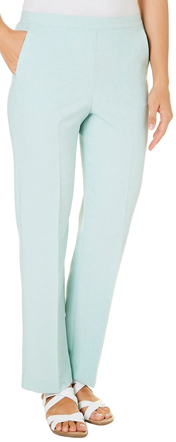 Alfred Dunner Women's Ladies Who Lunch Proportioned Short Pant (12P)