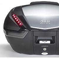 Givi–E135–V47Top case avec feu stop