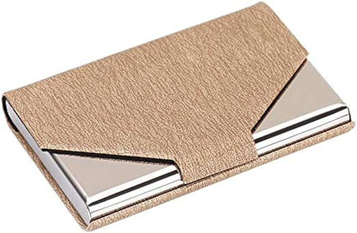Estuche para tarjetas de visita con textura Sujetador para ...