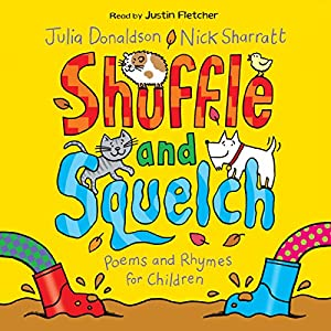 Shuffle and Squelch Audiobook
