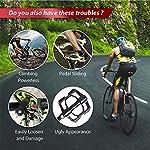 YifKoKo-Pedali-BiciRealizzati-in-Metallo-con-Cuscinetti-a-Sfera-sigillati-Antiscivolo-industriali-Pedali-Bici-pedane-intercambiabili-Antipolvere-e-Impermeabili-per-Bici-elettriche-Mountain-Bike