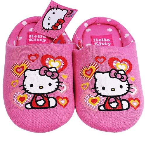 Hausschuhe mit Motiv- und Größenauswahl Hello Kitty