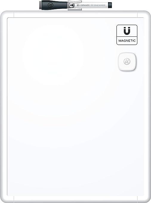 Amazon.com: Pizarra magnética de borrado en seco, 11 ...