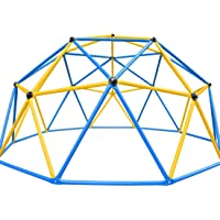 Zupapa 2021 Upgraded Dome Climber for Kids, with 4-Year Warranty, The Third Version-Much Safer for Kids Climbing (Blue)