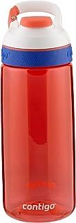 Contigo auto Seal Courtney Kids Water Bottle, Tritan, Tango Pink, 20 oz.