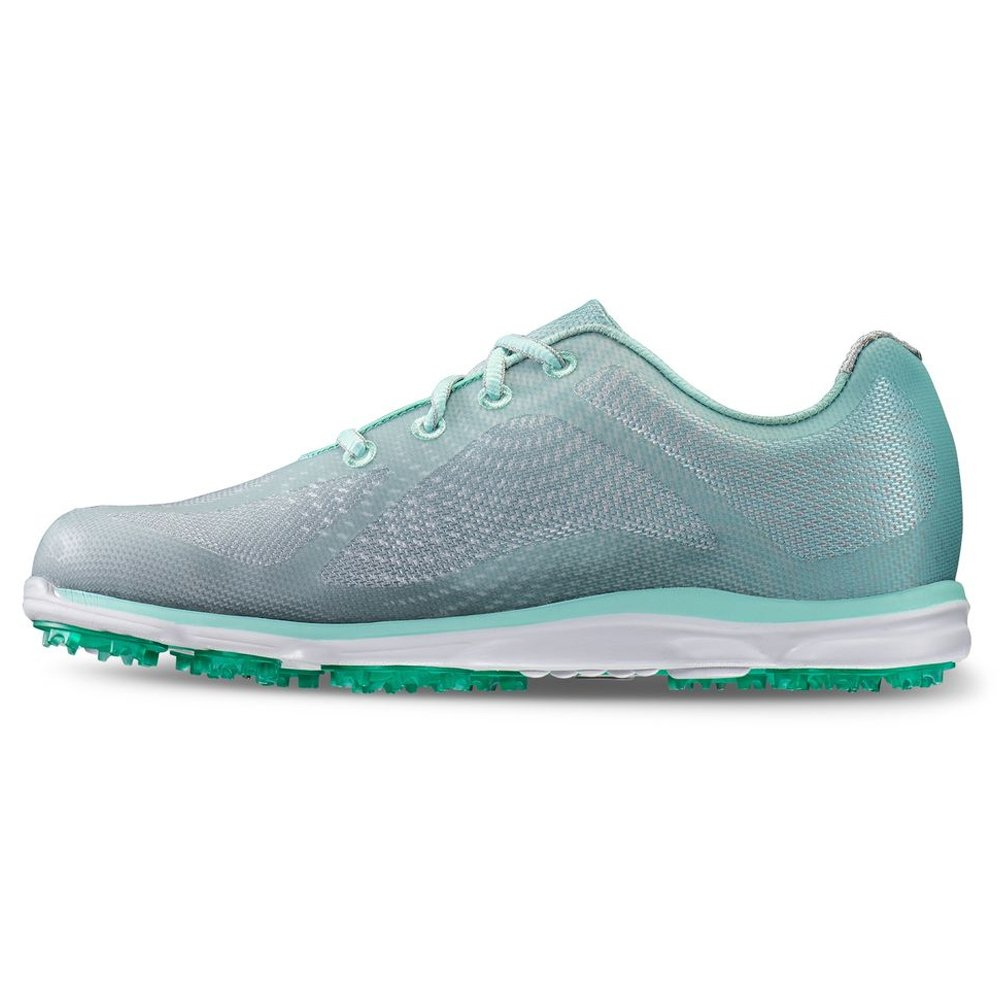 FootJoy Empower Spikeless Golf B(M) Shoes Closeout Women B01I5PMT9G 6 B(M) Golf US|Gray/Seaglass 819d55