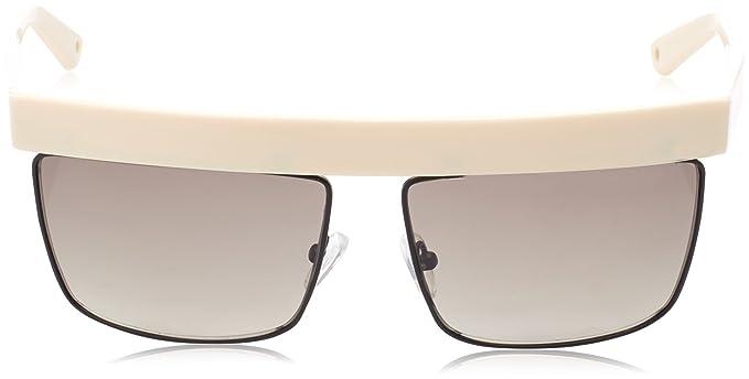 ac4a4f5aa8 Amazon.com: Kenzo Sunglasses KZ 3182 C02 Cream Beige: Clothing