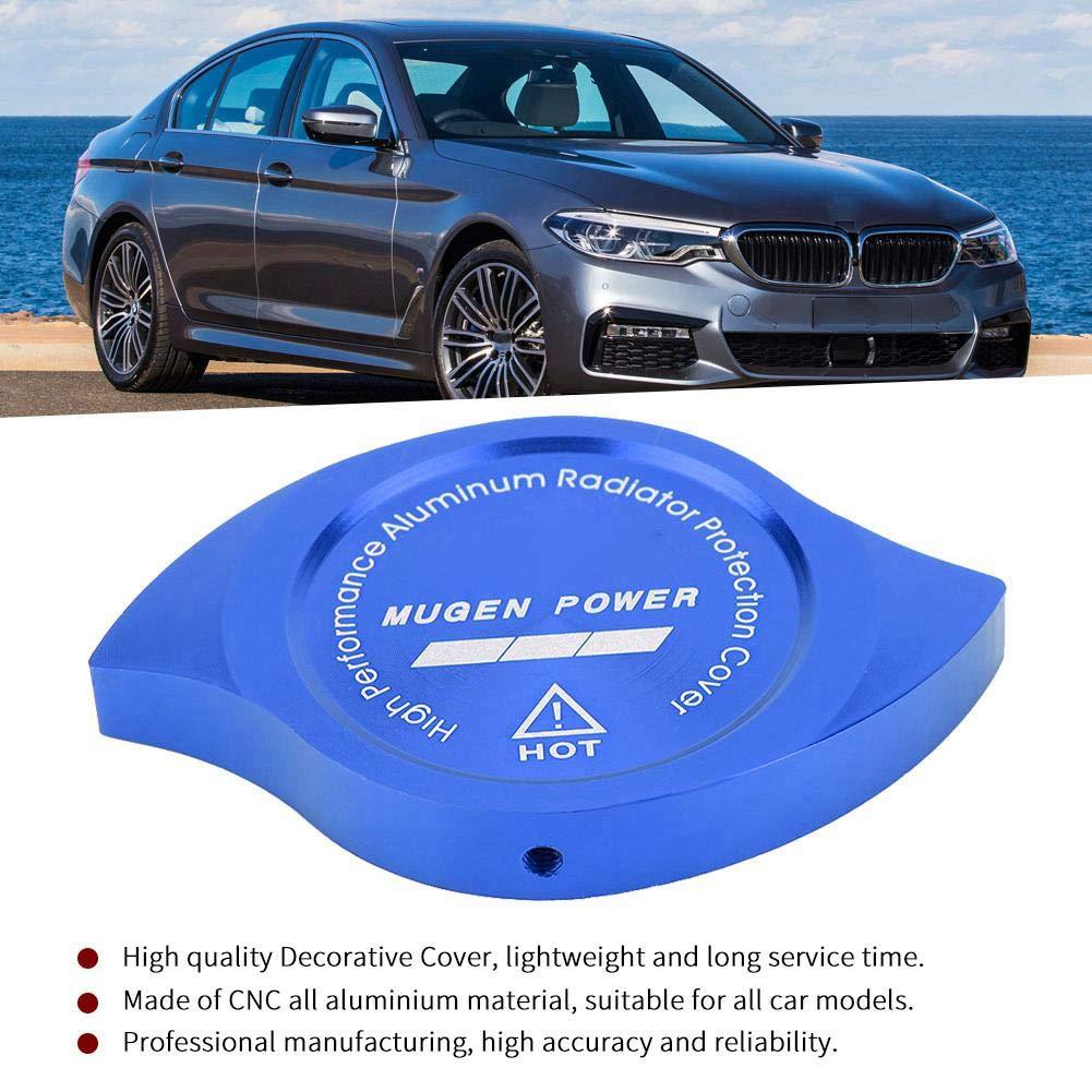 Golden Aramox Car Cap Decoration 1pcs Car Modification Radiator Cap Cover Aluminium Cap Decorative Covers
