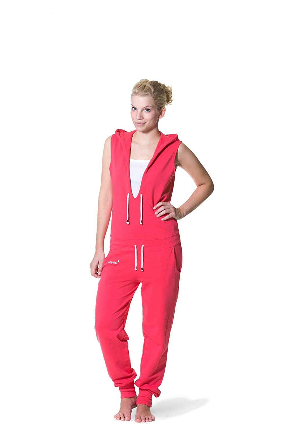 Jumpster LADY MELANGE Slim Fit Jumpsuit Overall