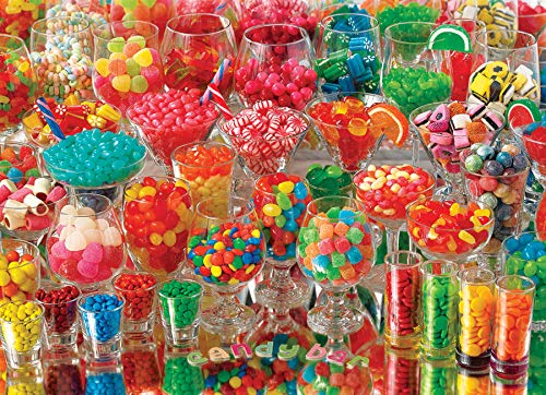 (Cobble Hill Candy bar Jigsaw Puzzle (1000 Piece))