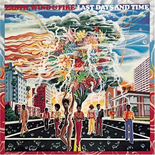 Image result for last days and time earth wind and fire
