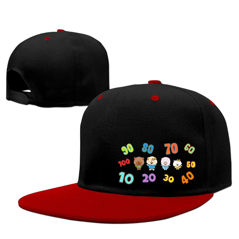 Snapback Sport Count By 10s Alumni Snapback Hats