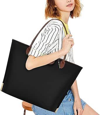 Laptop Bag,Multifunction 15 Inch Laptop Case Laptop Tote Bag Nylon Tote Shoulder Handbag