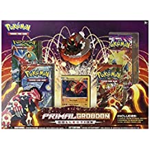 POKEMON PRIMAL COLLECTION BOX KYOGRE