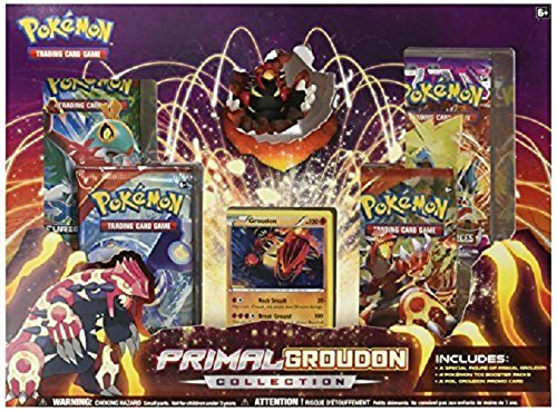 Primal Groudon And Kyogre Collection Card Game The Dancing Peanut TCG