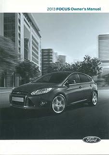 ford focus owner manual 2012