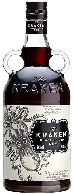 13 opinioni per Kraken Black Spiced Rum 70 cl