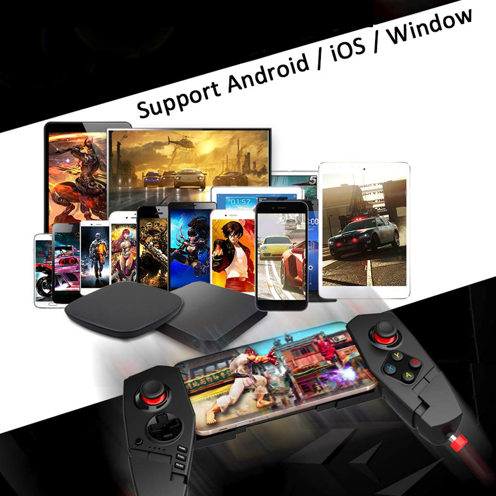 Hotaluyt iPega PG-9055 Wireless Bluetooth Game Controller Joystick Gamepad for Android Smartphone Tablet
