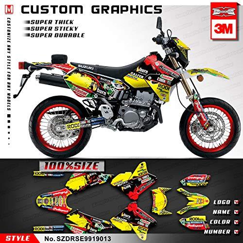 2013 drz 400 fender kit - 1